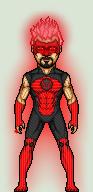Red Lantern Dom Once Again by SpiderTrekfan616