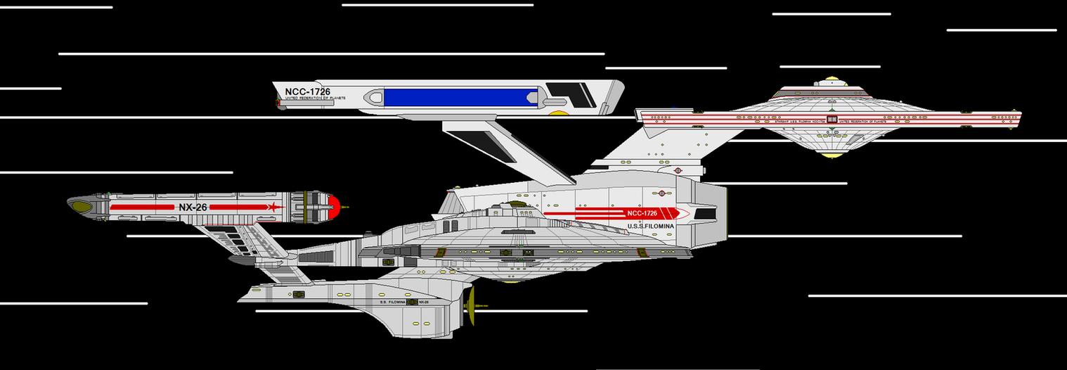 Maiden Voyage by SpiderTrekfan616