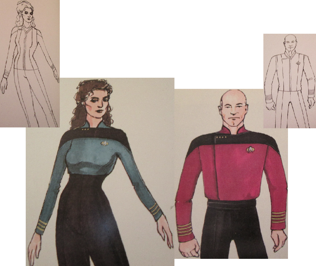 Generations Concept Uniforms by SpiderTrekfan616