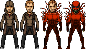 Eddie Brock is Toxin by SpiderTrekfan616