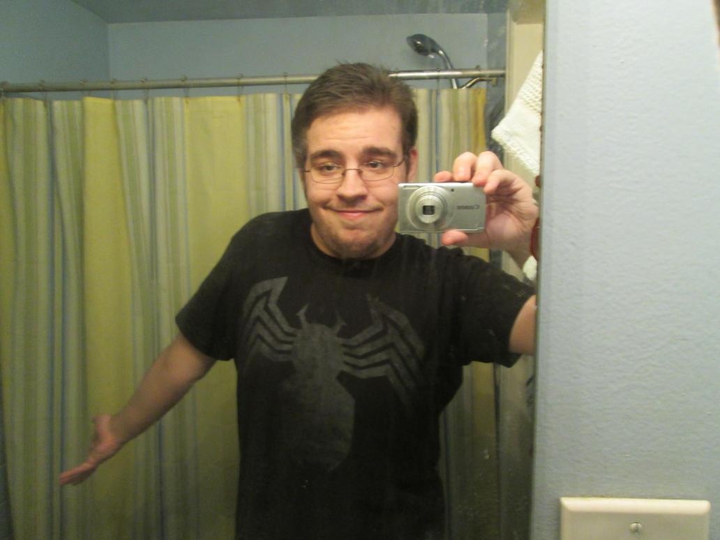 My Venom Shirt. by SpiderTrekfan616