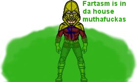 Edward Frump is The Fartasm by SpiderTrekfan616