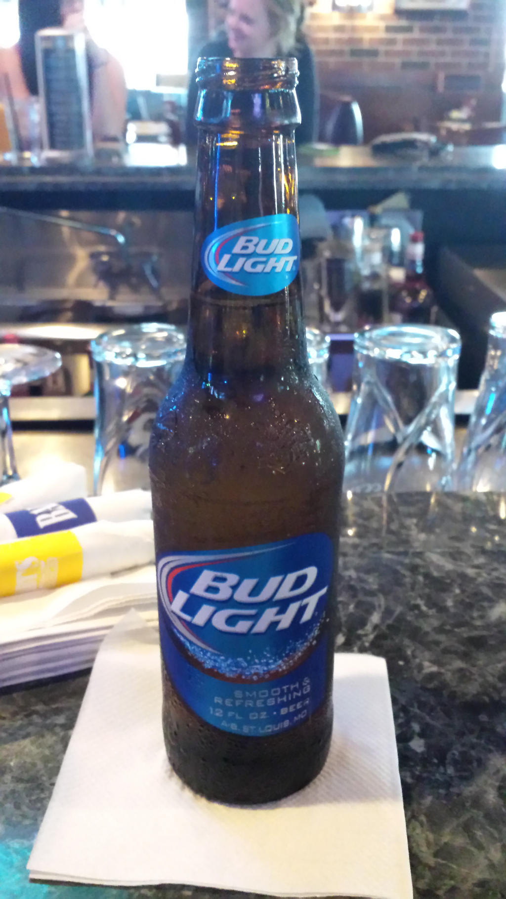 My first beer. by SpiderTrekfan616