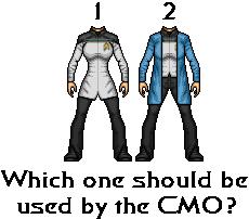 CMO Uniform by SpiderTrekfan616