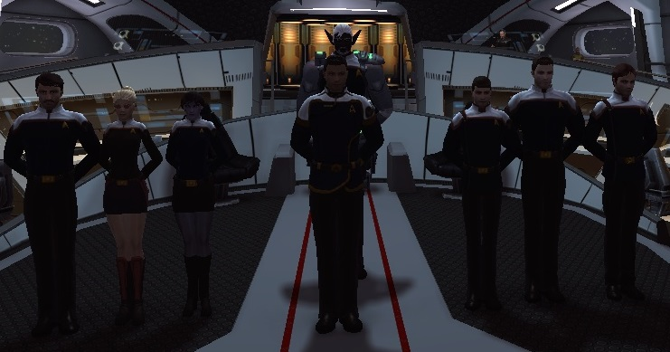 Starfleet Command 7th Assault Wing by SpiderTrekfan616