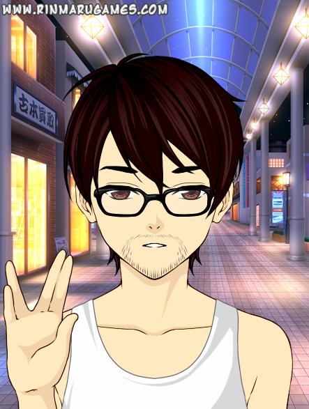 How I'd Look like in Anime by SpiderTrekfan616