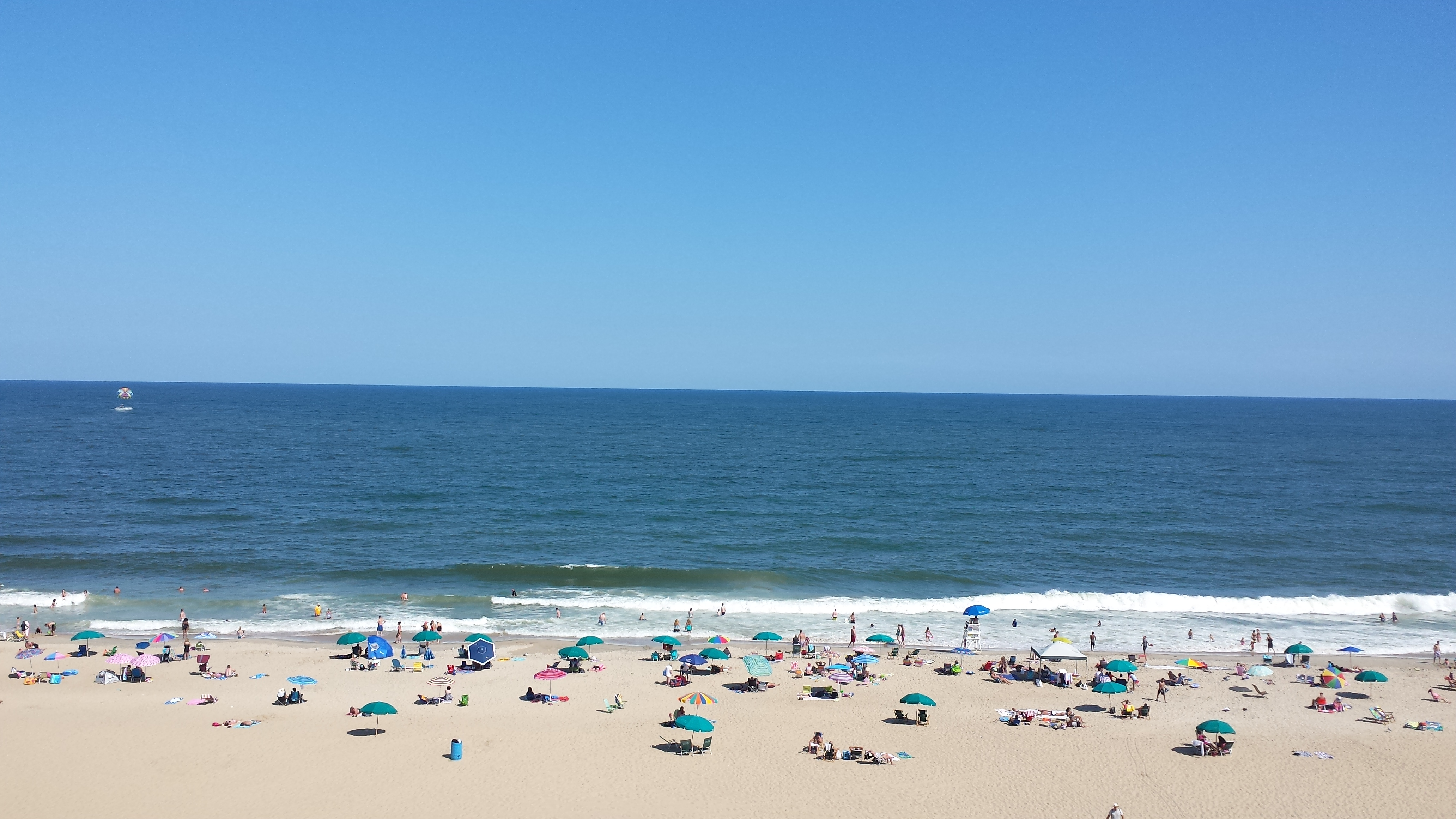 Just an average day in Ocean City, Maryland. by SpiderTrekfan616