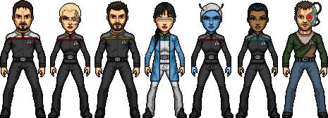 Star Trek Delta Rising by SpiderTrekfan616
