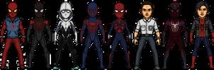 Spider-Verse WIP