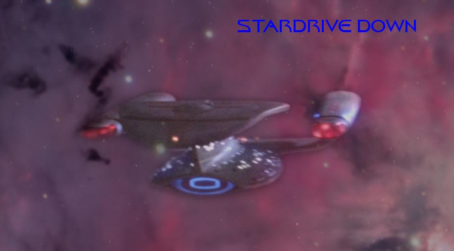 STA Stardrive Down by SpiderTrekfan616