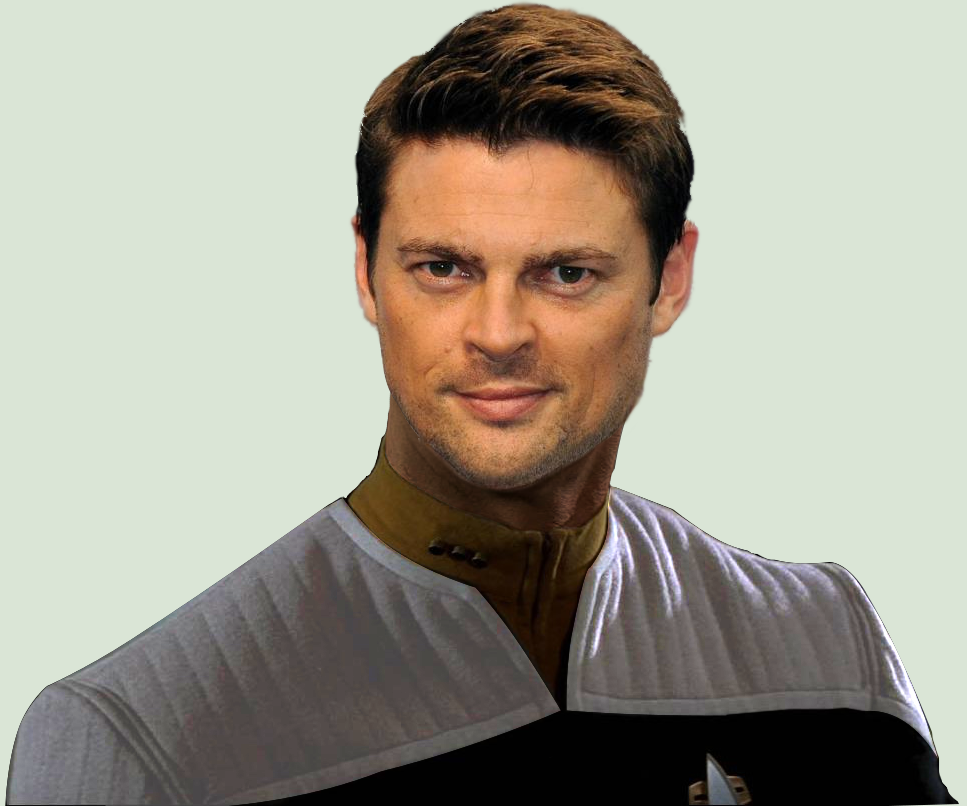 Lieutenant Commander Robert Slezak by SpiderTrekfan616
