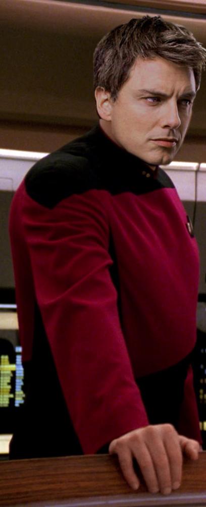 Season 3 Lieutenant Jack Satchel by SpiderTrekfan616