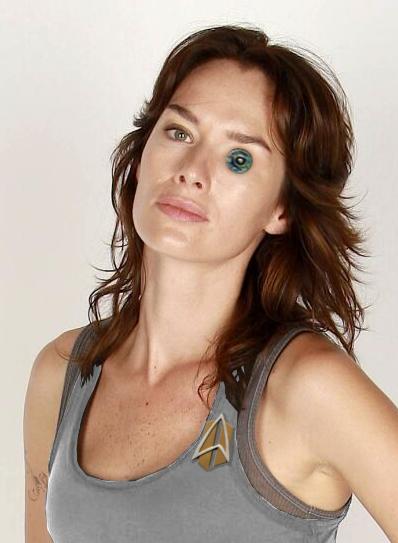 Lena Headey as Samantha Satchel by SpiderTrekfan616