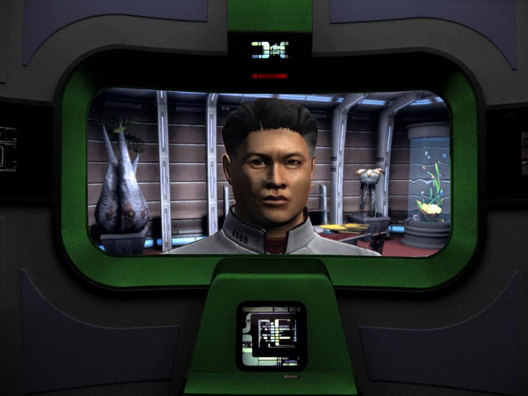 Captain Kim on Screen by SpiderTrekfan616