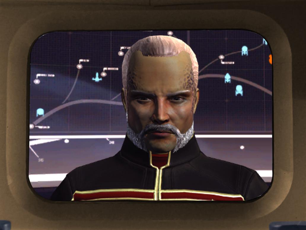 Admiral Quinn On Screen 2 by SpiderTrekfan616