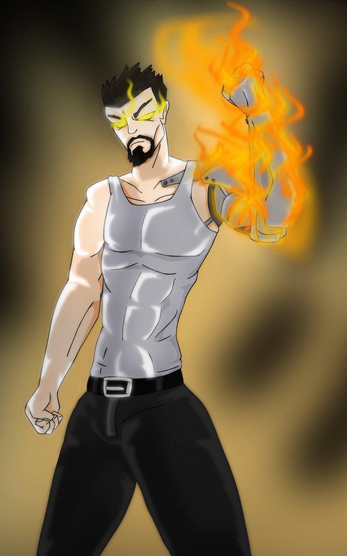 The Firearm Alchemist by SpiderTrekfan616