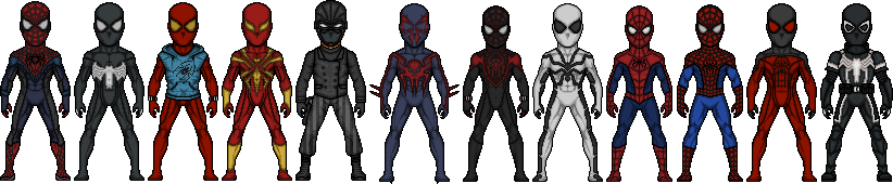 The Spiders by SpiderTrekfan616