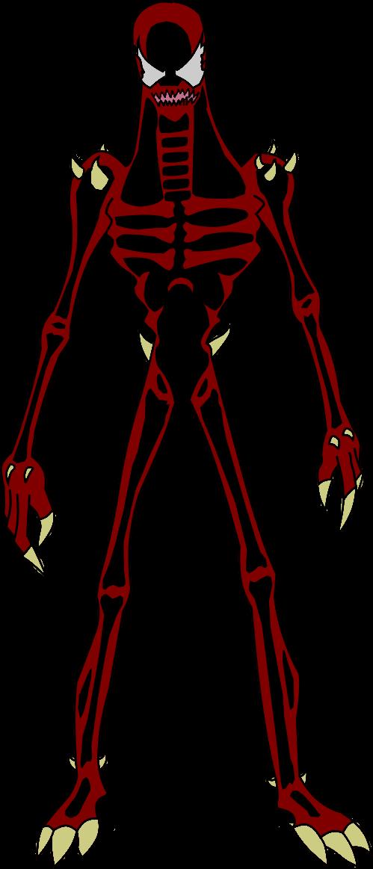 Carnage (Spider-Man Unlimited) by SpiderTrekfan616
