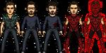 Rampage the Red Lantern by SpiderTrekfan616