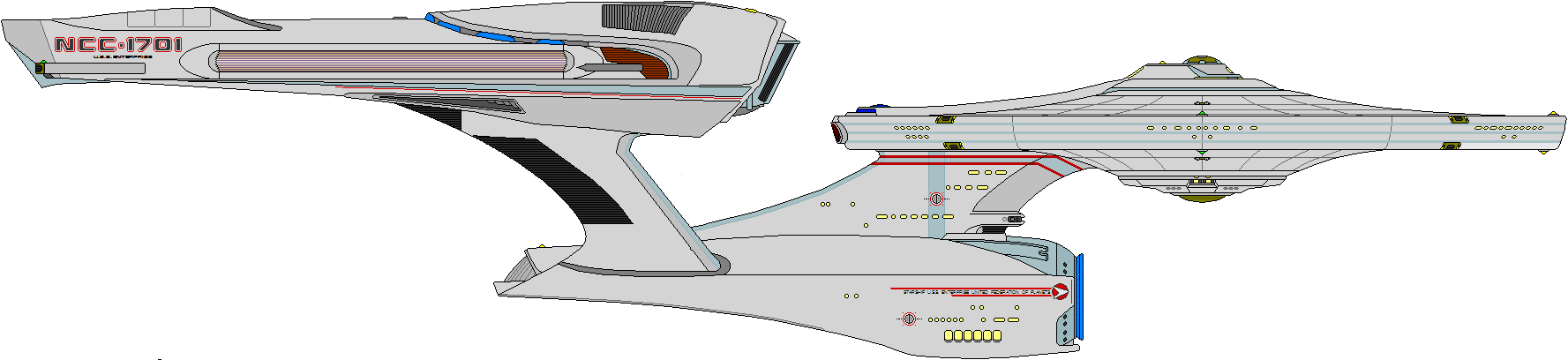 Star Trek Abramsverse Refit (Collab) by SpiderTrekfan616