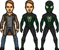 Sonny Henderson is the Tech Wars Spider-Man by SpiderTrekfan616