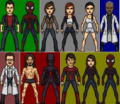 ASM MCU Clone Saga by SpiderTrekfan616