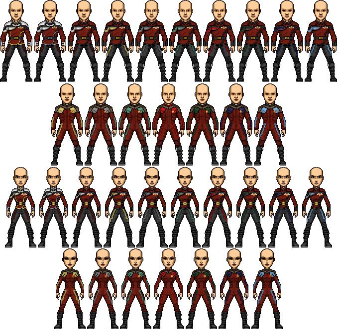 Star Trek Castaways TWOK by SpiderTrekfan616