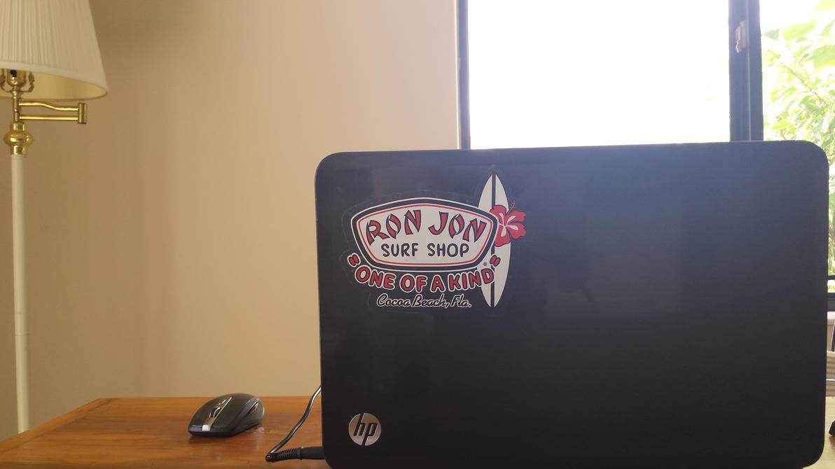 Laptop Personalization by SpiderTrekfan616