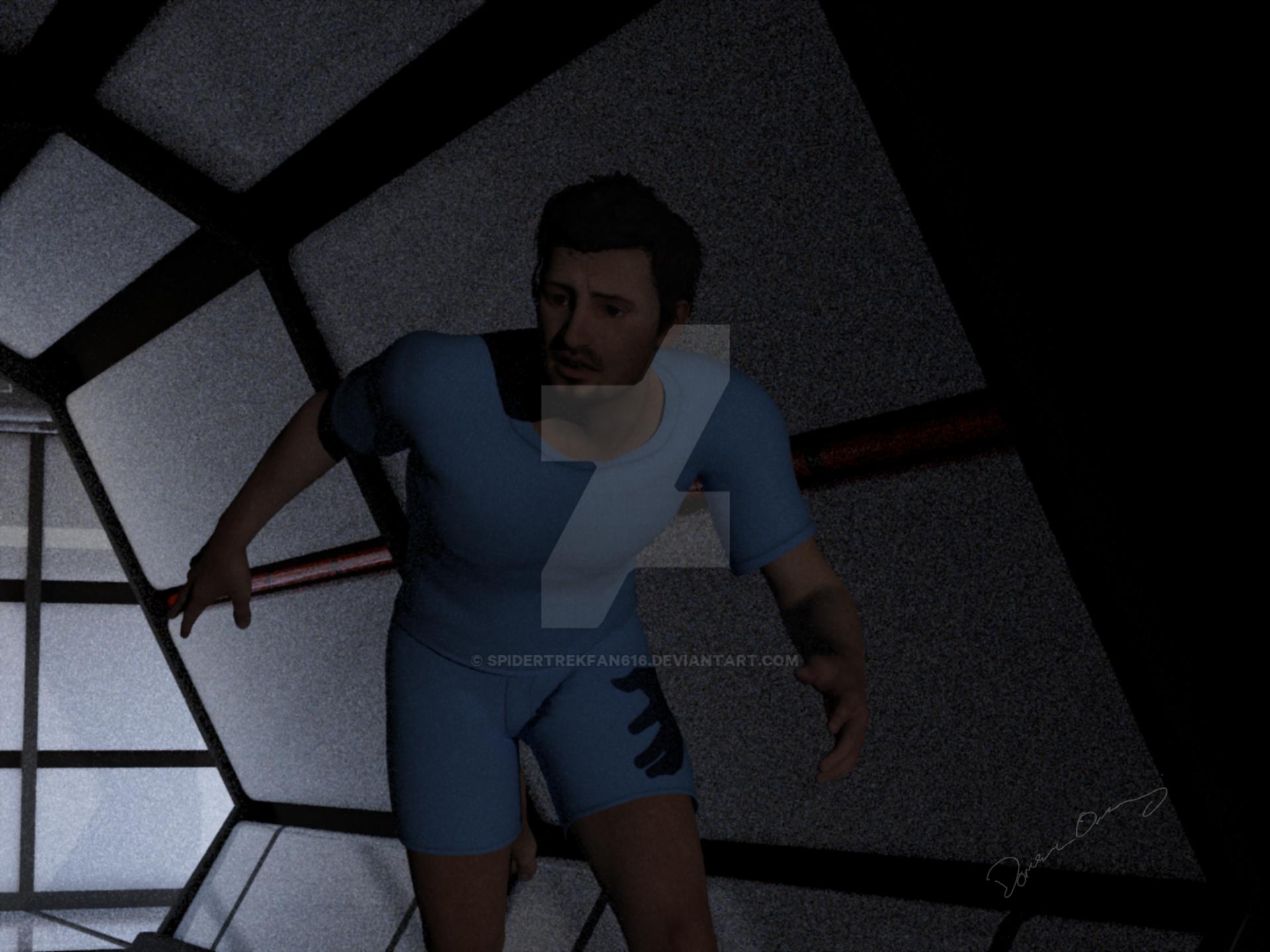 The Run First Attempt by SpiderTrekfan616