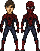 MCU Spider-Man by SpiderTrekfan616