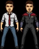 CaptnObviousFTW Voyager Uniform by SpiderTrekfan616