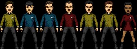 Star Trek Beyond (SPOILER ALERT) by SpiderTrekfan616