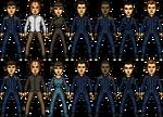 Star Trek Enterprise by SpiderTrekfan616