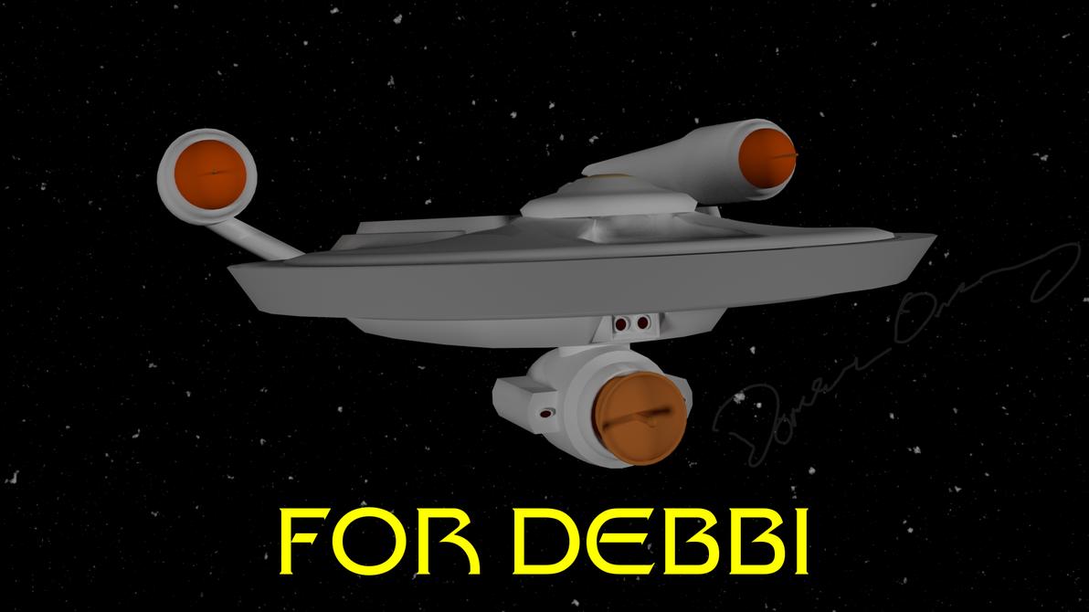 For Debbi by SpiderTrekfan616