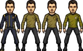 Fleet Captain Roderick Pines by SpiderTrekfan616
