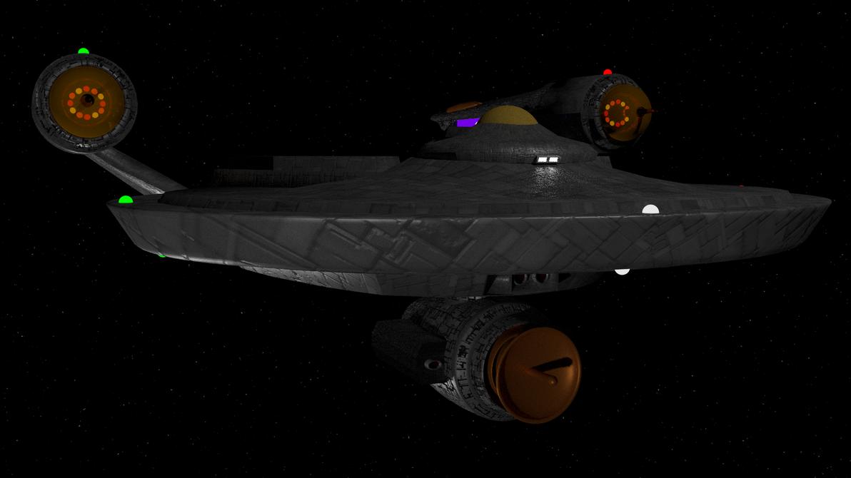 Star Trek Castaways by SpiderTrekfan616