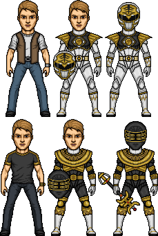 Which Ranger by SpiderTrekfan616