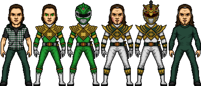 Lord Drakkon by SpiderTrekfan616