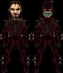 Old Man Spider Crimson Spider by SpiderTrekfan616