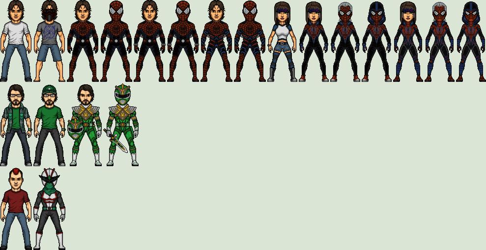 Avengers of Earth .5 WIP by SpiderTrekfan616