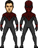 Alex Ross Spidey Suit by SpiderTrekfan616