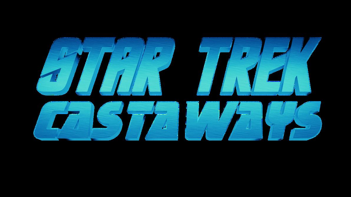 Castaways Title Card Concept 2 by SpiderTrekfan616