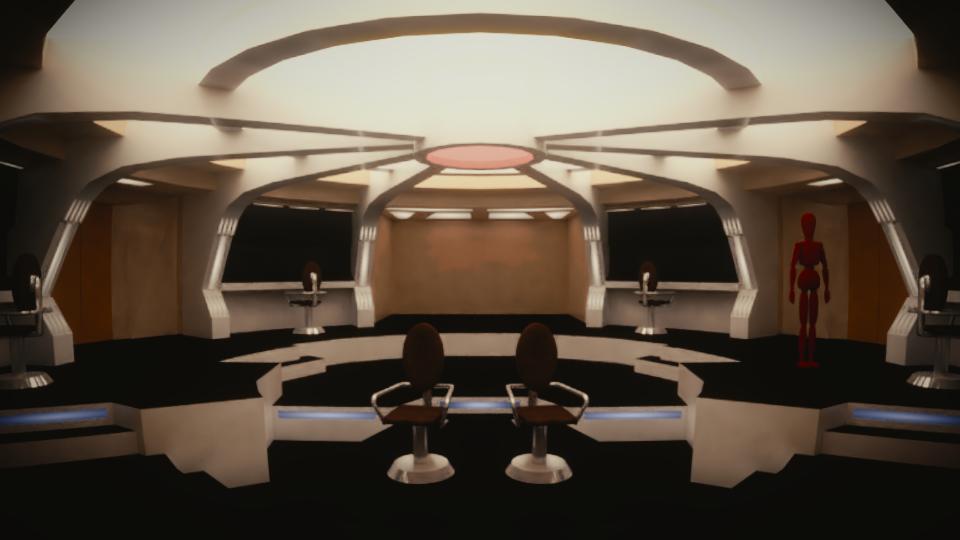 Stargazer Bridge WIP 2.0 by SpiderTrekfan616