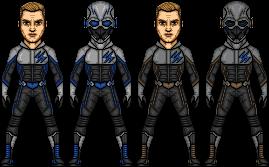 Bob Oranzi AKA Blitzkrieg (Earth X) by SpiderTrekfan616