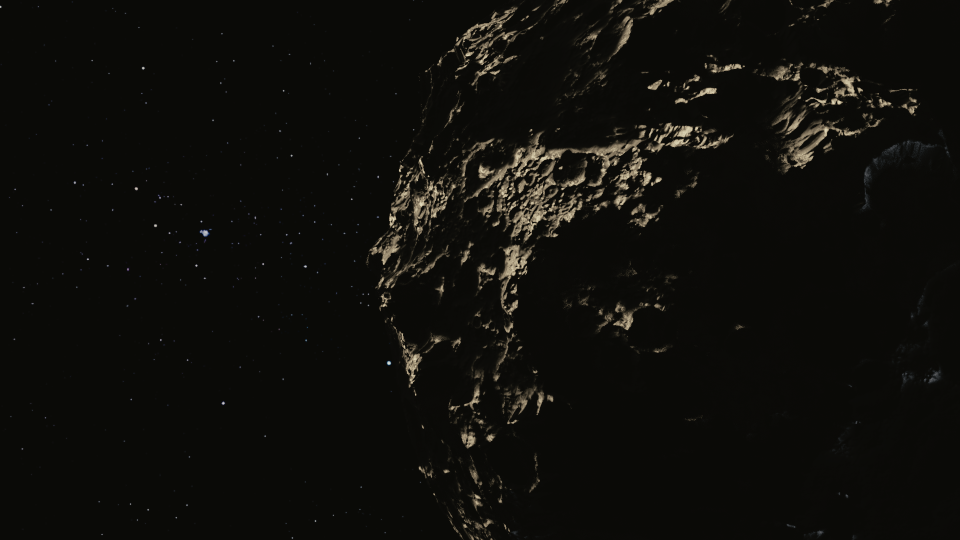 Planetoid by SpiderTrekfan616