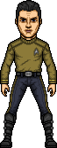 Captain Christopher Pike DSC Revamp Concept by SpiderTrekfan616