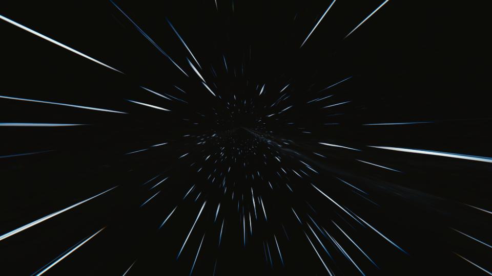 TNG Style Warp Effect by SpiderTrekfan616