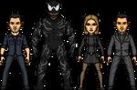 Venom 2018 Cast