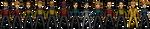 Castaways Voyager Crew by SpiderTrekfan616