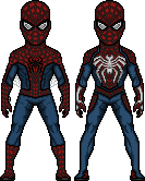 Insomniac Spider-Man by SpiderTrekfan616